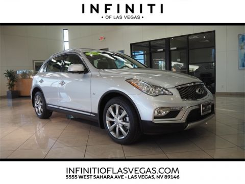 Pre-Owned 2016 INFINITI QX50 Premium Plus